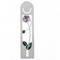 Mackintosh Lilac Rose Bookmark